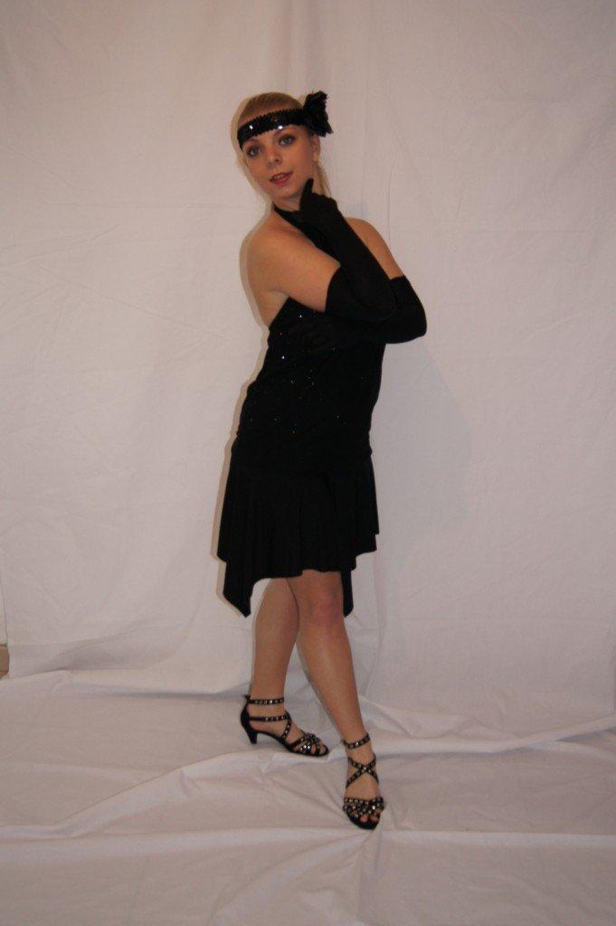 20 robes noir chalestone 36/38/40/42